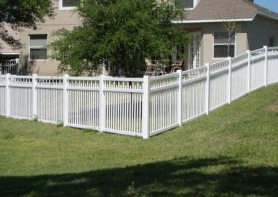 Custom Picket - Vinyl Fence - Fence It - orgcw20190805