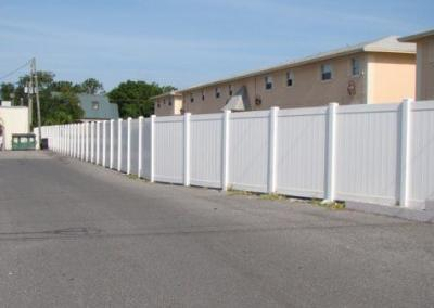 Dora Rose Apartments Mount. Dora, FL - Vinyl Fence - Fence It - orgcw20190805 1