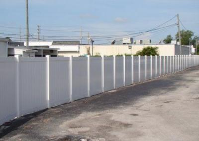 Dora Rose Apartments Mount. Dora, FL - Vinyl Fence - Fence It - orgcw20190805