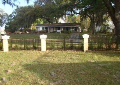 MMD Computers Fruitland Park, FL - Aluminum fence - Fence It orgcwb20190805