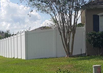 PVC-Vinyl Fence