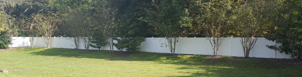 pvc fence by Fence-It